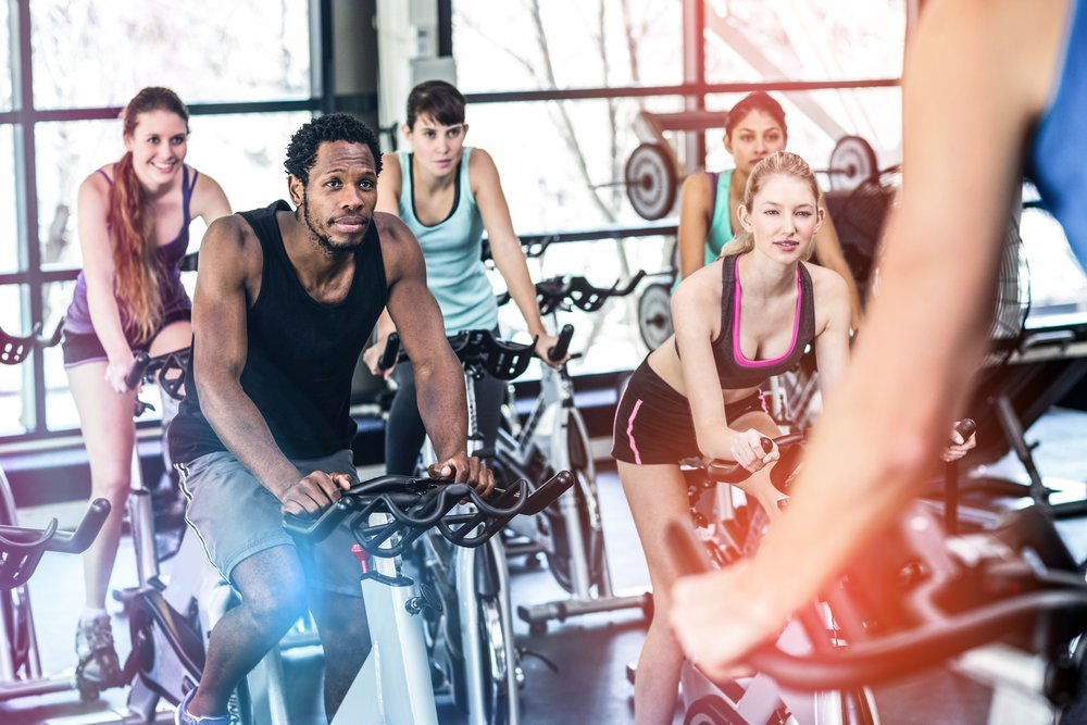 Sign Up for a Spin Class in Redmond
