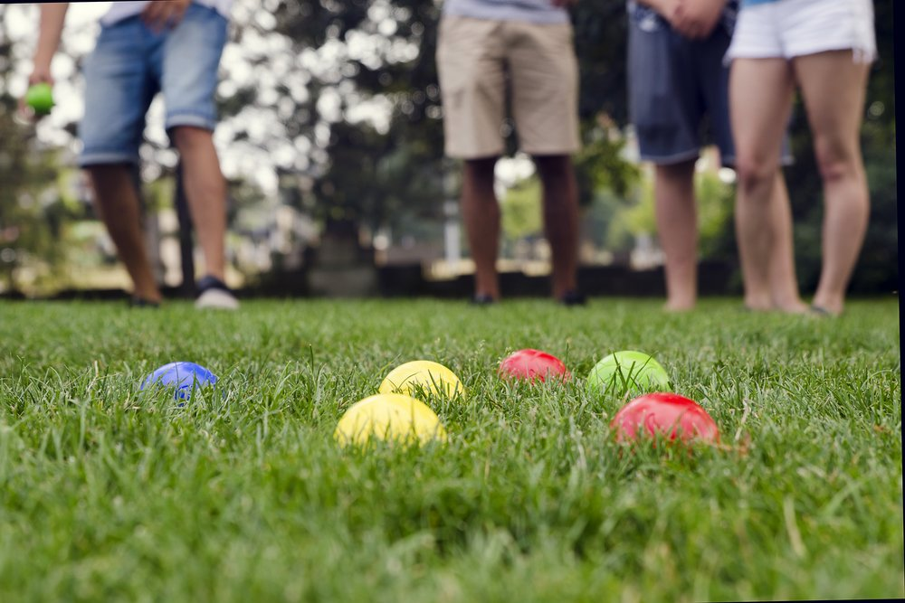 Enjoy a Night of Food and Bocce Ball
