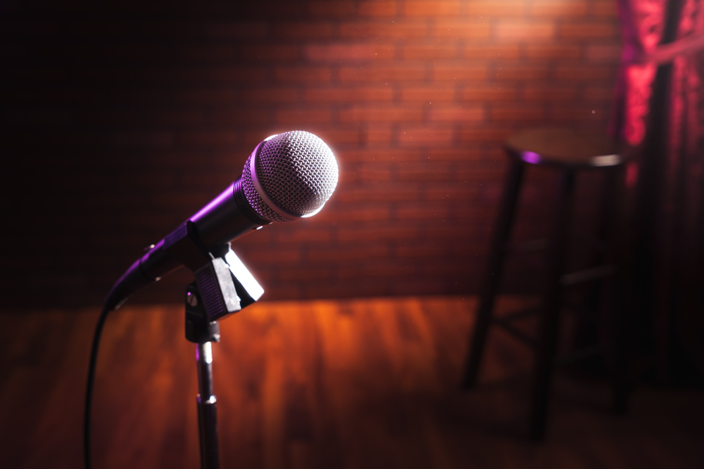 Enjoy a Night of Laughter at a Seattle Comedy Club