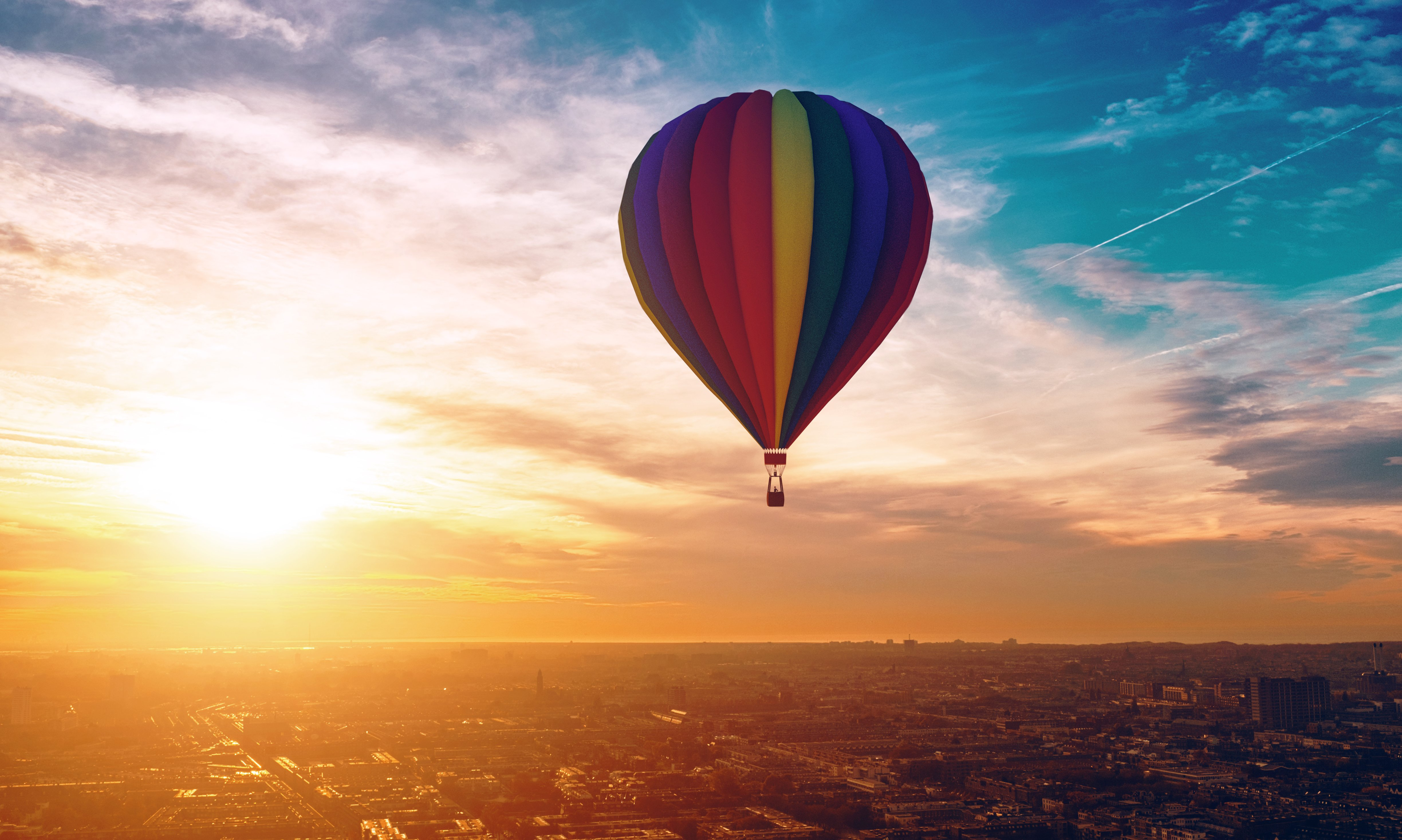Explore the Skies on a Balloon Ride Near Redmond