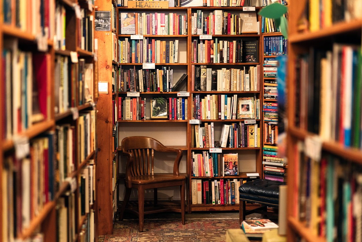 Find Your Next Great Read at These Redmond Area Bookstores