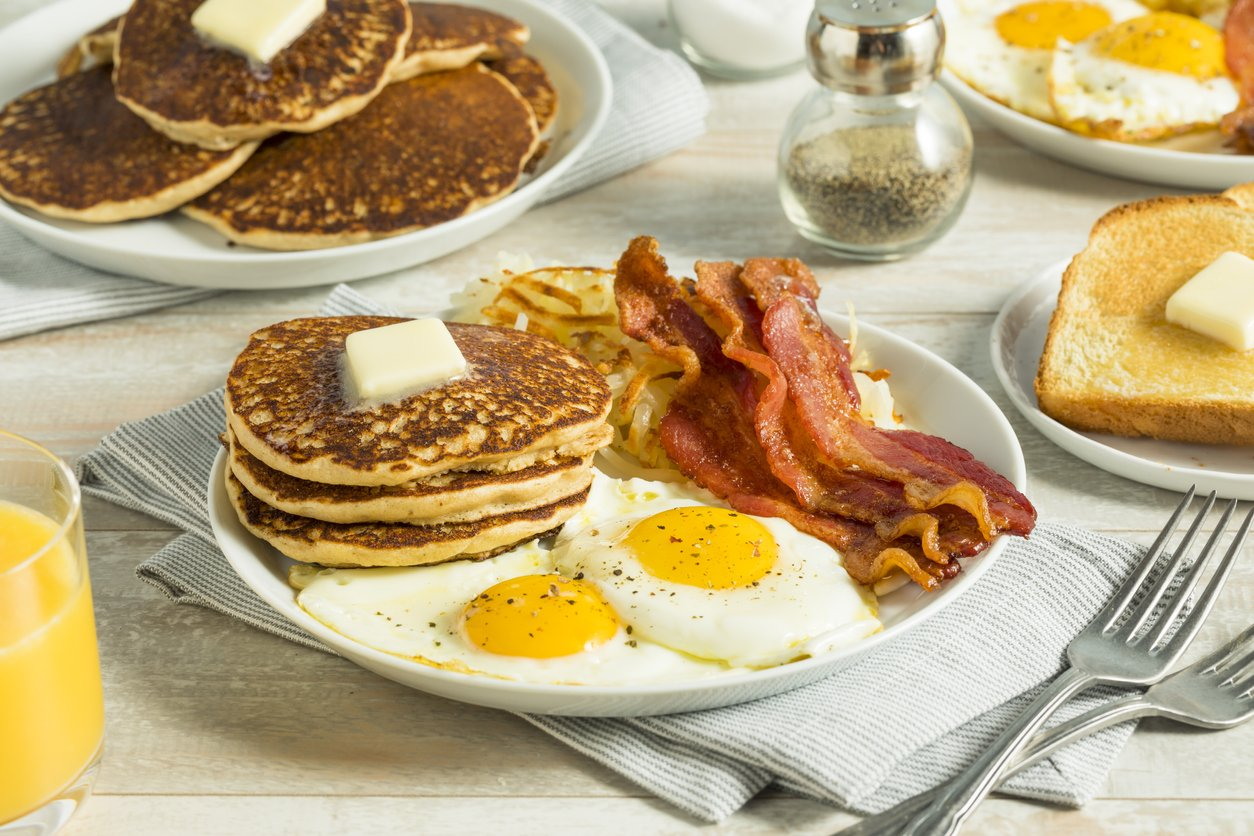 Enjoy Delivery from Redmond Brunch Spots