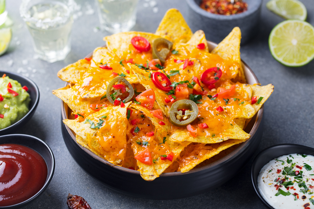 Tasty Nachos for Pickup or Delivery in Redmond